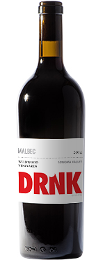 2014 MALBEC, WILDWOOD VINEYARDS, SONOMA VALLEY