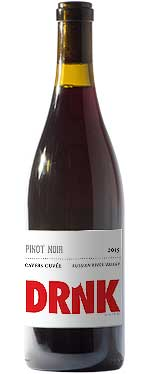 2015 Pinot Noir, Cavers Cuvee, Russian River Valley