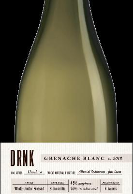 DRNK Wines 2018 Grenache Blanc