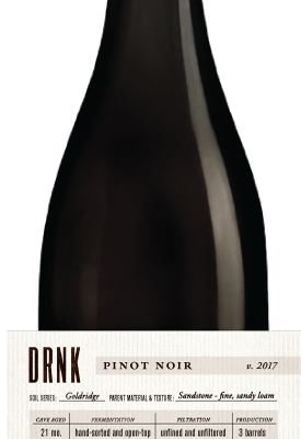 2017 Pinot Noir, Cuvée Cavers, Green Valley of the Russian River Valley