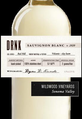 DRNK Wines 2020 Sauvignon Blanc