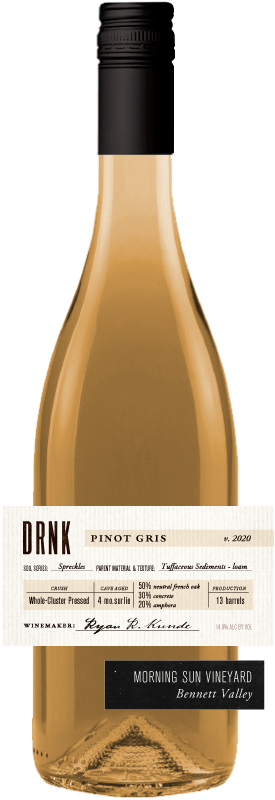 DRNK Wines 2020 Pinot Gris